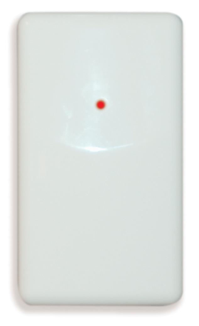 Wireless Shock Sensor with Built-In Window Sensor Contact